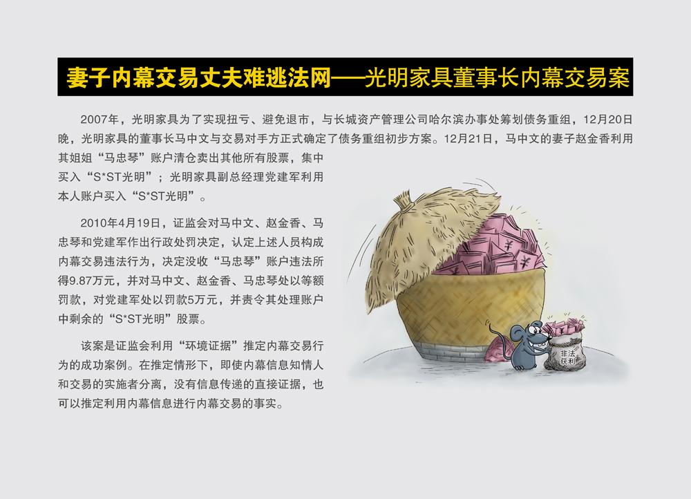 上海证监局内幕交易教育警示展37